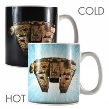 Star Wars Millennium Falcon Lämpöherkkä Muki