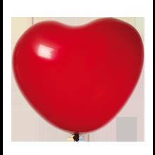 Sydänilmapallot Punaiset 8-pakkaus