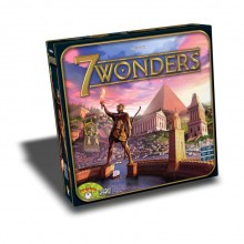 7 Wonders, Strategiapeli