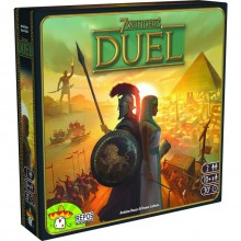 7 Wonders Duel, Strategiapeli