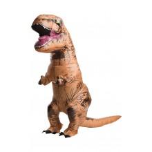 Puhallettava T-Rex Naamiaisasu