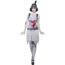 Zombie Flapper Naamiaispuku
