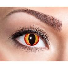 Värilliset linssit Sauronin Silmä