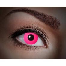 Värilliset linssit UV Flash Pink
