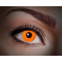 Värilliset linssit UV Flash Orange