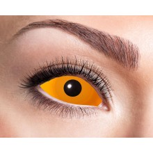 Sclera-linssit Orange Eyes