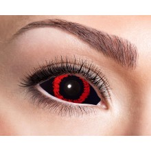 Sclera-linssit Red Demon