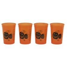 Halloween Mukit Oranssit 4-pakkaus