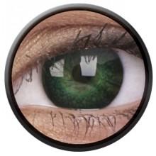 Värilliset linssit eyelush vihreä