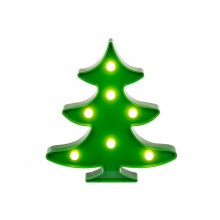 Joulukuusilamppu LED