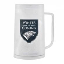 Game Of Thrones Pakastettava Olutkolpakko Winter Is Coming