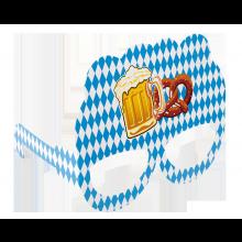 Partysilmälasit Oktoberfest 10-pakkaus