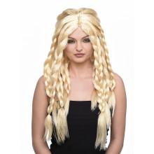Peruukki Blondi Viikinki