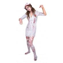 Zombie Sairaanhoitaja Naamiaisasu