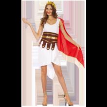 Roomalainen Nainen Naamiaisasu
