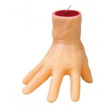 Kynttilä Verinen Käsi