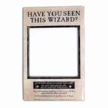 Harry Potter Valokuvakehys Magneetilla Wizard