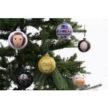 Star Wars Joulukuusen Pallot A New Hope  Joulussa On Kysymyksessä Toivo Ja Hyvyys.