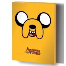 Adventure Time Kanvaasi Jake 40 X 50 Cm