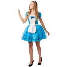 Alice i Underlander Maskeraddräkt Fräck