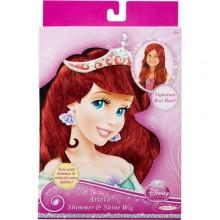 Barnperuk Ariel Disneyprinsessa