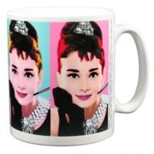 Audrey Hepburn Muki Popart