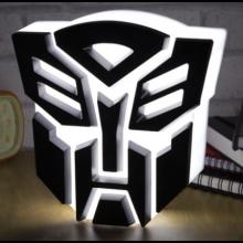 Transformers Autobot Lamppu