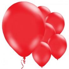 Ballonger Röda 10-pack