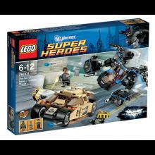 LEGO Super Heroes - Batman vs. Bane: hurja takaa-ajo