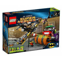 LEGO Super Heroes Batman: Jokerin tiejyrä