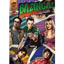 THE BIG BANG THEORY (COMIC BAZINGA) JULISTE