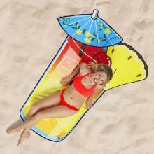 Strandhandduk Gigantisk Tropisk Drink