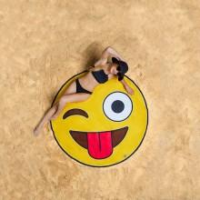 Rantapyyhe Jättimäinen Emoji