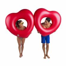 Uimarengas Kaksi Sydäntä