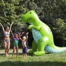 Sadetin Puhallettava Jättimäinen T-Rex