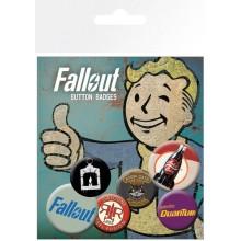 Fallout Merkit 6-Pakkaus