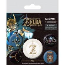 Zelda Merkit 5-pakkaus