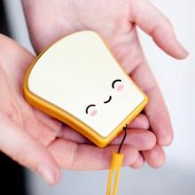 Elektroninen Käsienlämmitin Butta Toast Kawaii