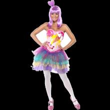 Candy Queen Naamiaisasu