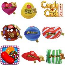 Candy Crush Tyynyt 15cm