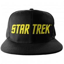 Star Trek Logo Snapback Lippis