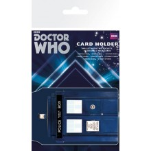 Doctor Who -Korttipidike Tardis