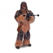 Star Wars Chewbacca Elektroninen Hahmo Deluxe