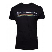 Commodore C64 Logo T-paita