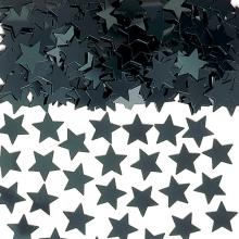 Konfetti Mustat Tähdet