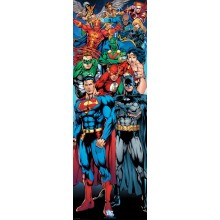 DC COMICS (JUSTICE LEAGUE OF AMERICA) OVIJULISTEET