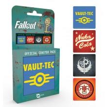 Fallout 4 Lasinaluset 4-pakkaus