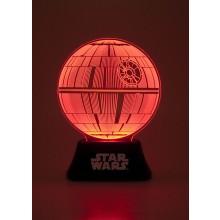 Star Wars Death Star Pöytälamppu