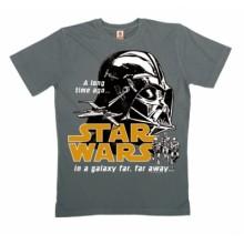 Darth Vader T-Paita Ekologista Puuvillaa