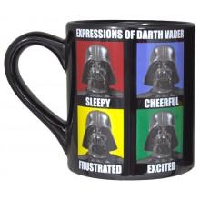 Star Wars Darth Vader Expressions Muki